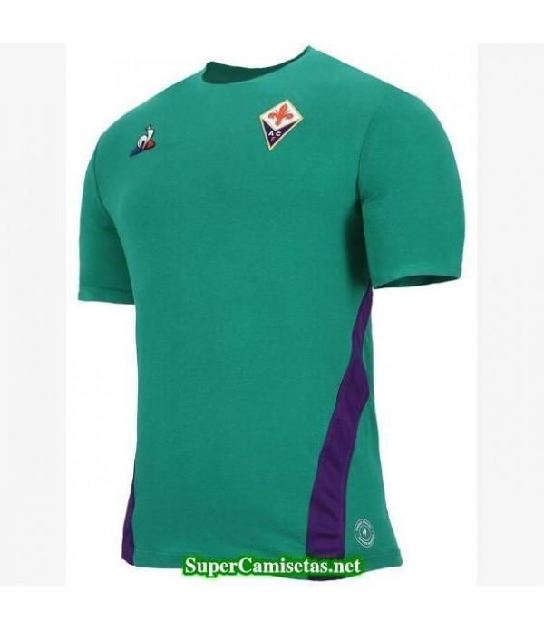 Segunda Equipacion Camiseta Fiorentina Verde 2018/19