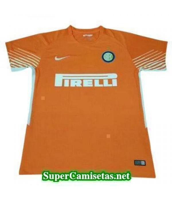 Portero Equipacion Camiseta Inter Milan 2017/18