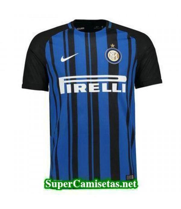 Primera Equipacion Camiseta Inter Milan 2017/18