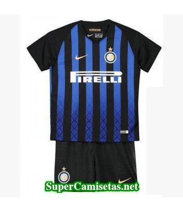 Primera Equipacion Camiseta Inter Milan Ninos 2018/19