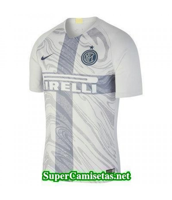 Tercera Equipacion Camiseta Inter Milan 2018/19