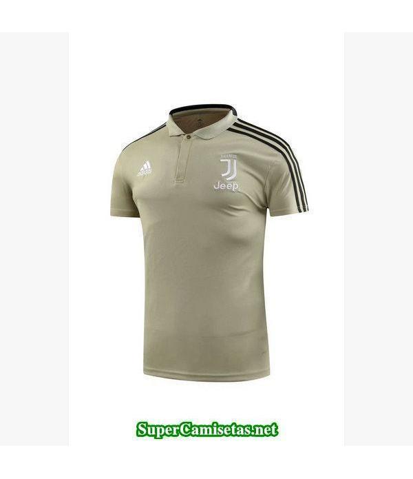 Camiseta polo Juventus Amarillo 2018 2019