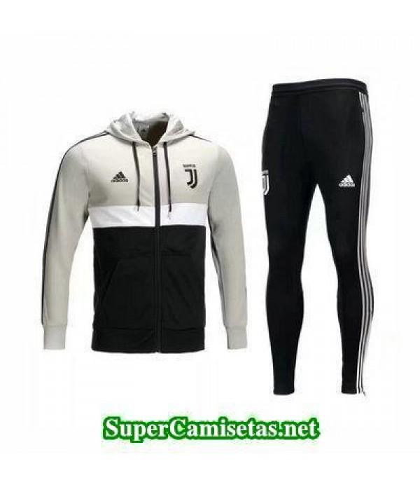 Chaquetas Juventus Blanco-01 2018 2019 baratas