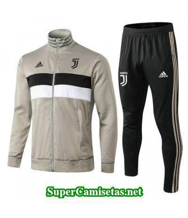 Chaquetas Juventus Gris 2018 2019 baratas