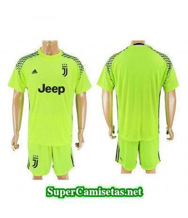 Portero Equipacion Camiseta Juventus 2017/18