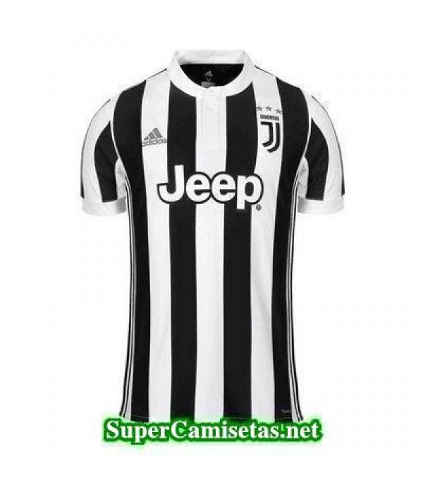 Primera Equipacion Camiseta Juventus 2017/18