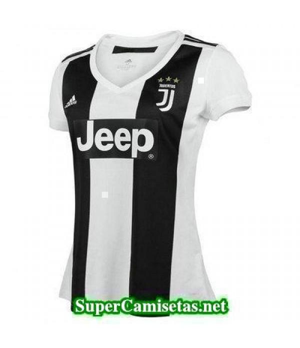 Primera Equipacion Camiseta Juventus Mujer 2018/19