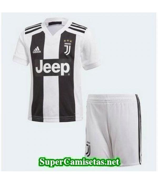 Primera Equipacion Camiseta Juventus Ninos 2018/19
