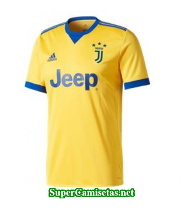 Segunda Equipacion Camiseta Juventus 2017/18
