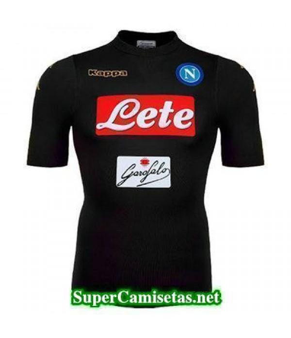 Tercera Equipacion Camiseta Napoli 2016/17