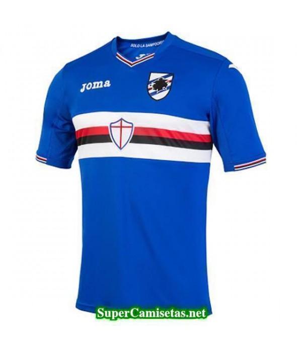 Primera Equipacion Camiseta Sampdoria 2016/17