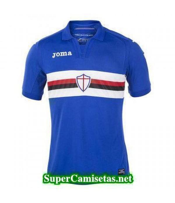Primera Equipacion Camiseta Sampdoria 2017/18