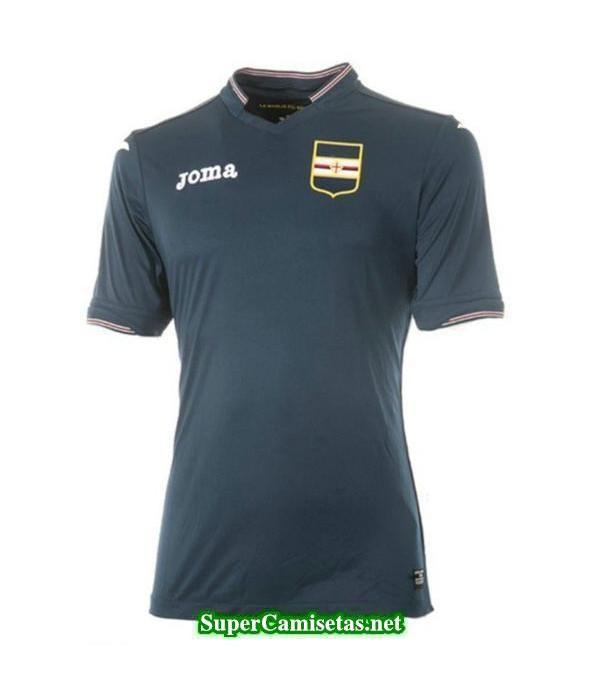 Tercera Equipacion Camiseta Sampdoria 2017/18
