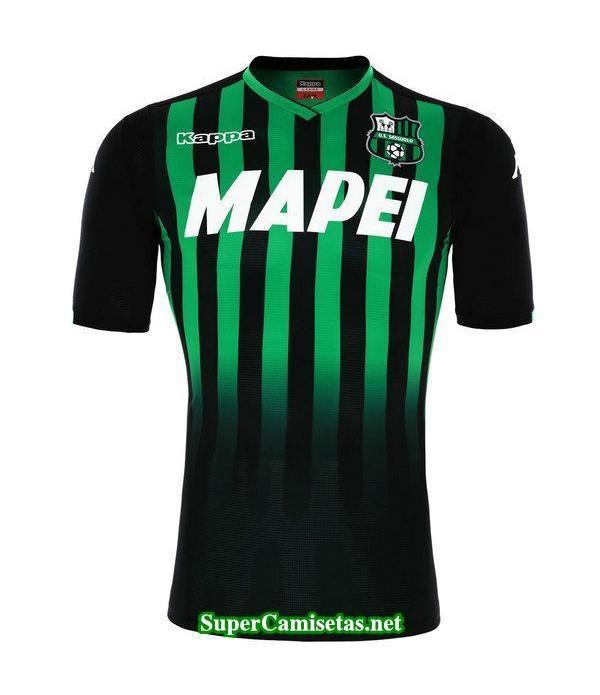 Primera Equipacion Camiseta Sassuolo Calcio 2018/19