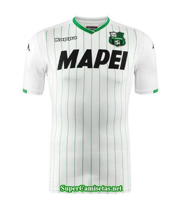 Segunda Equipacion Camiseta Sassuolo Calcio 2018/19