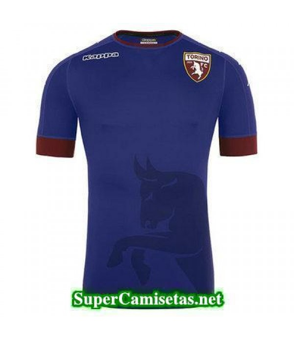 Tercera Equipacion Camiseta Torino 2016/17