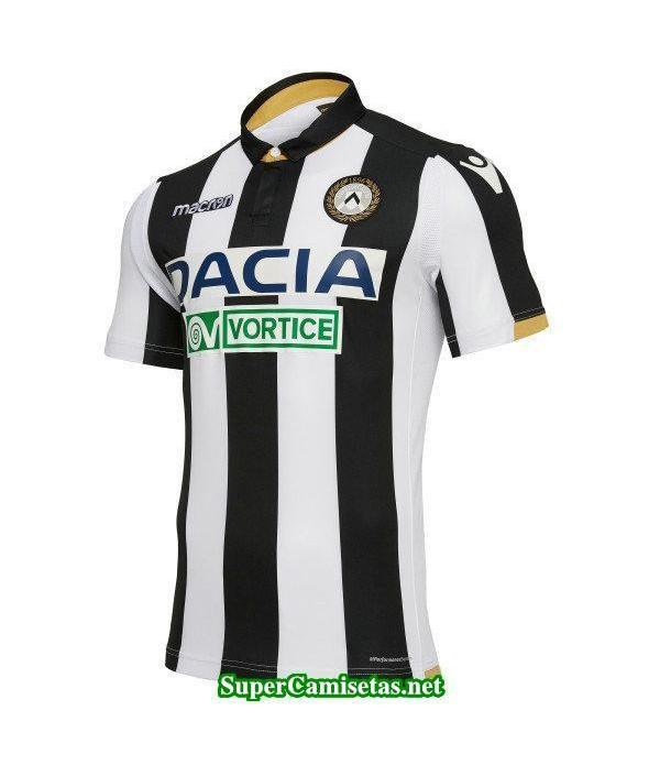 Tailandia Primera Equipacion Camiseta Udinese Calcio 2018/19