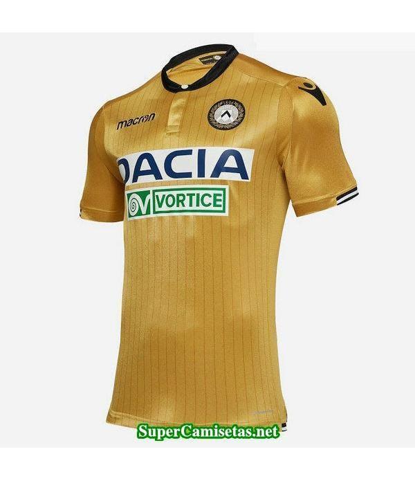 Tailandia Segunda Equipacion Camiseta Udinese Calcio 2018/19