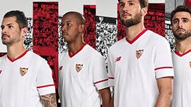 Comprar Camisetas del Sevilla baratas 2018 online