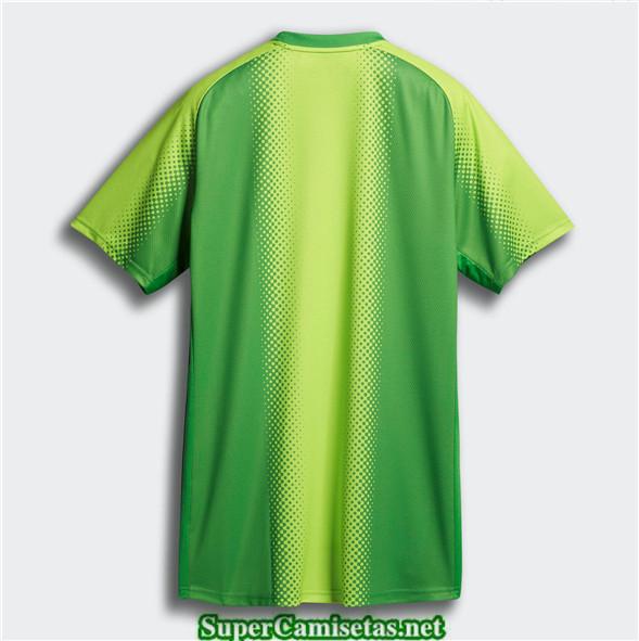 Tailandia Cuarto Equipacion Camiseta Juventus Palace Portero Verde 2019 2020