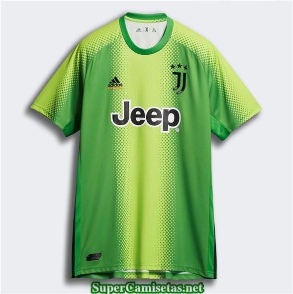 Tailandia Cuarto Equipacion Camiseta Juventus Pala...