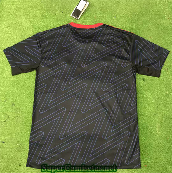 Tailandia Equipacion Camiseta Arsenal Negro Edición Conmemorativa 2019/20