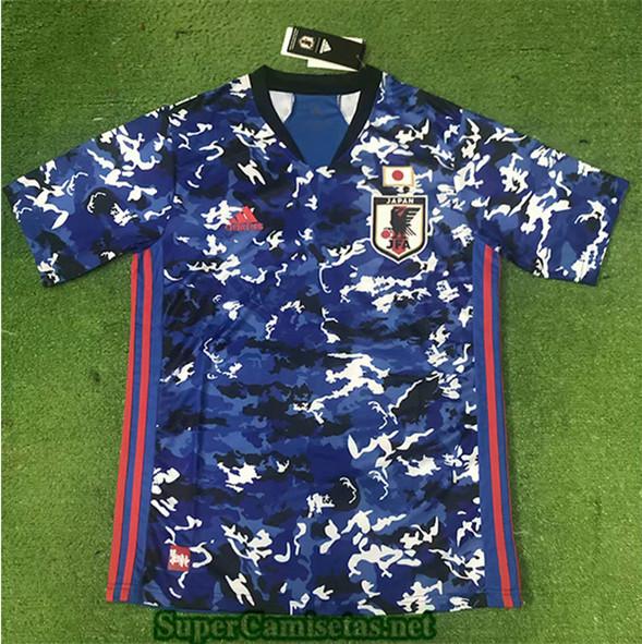 Tailandia Equipacion Camiseta Japan Azul 2019/20