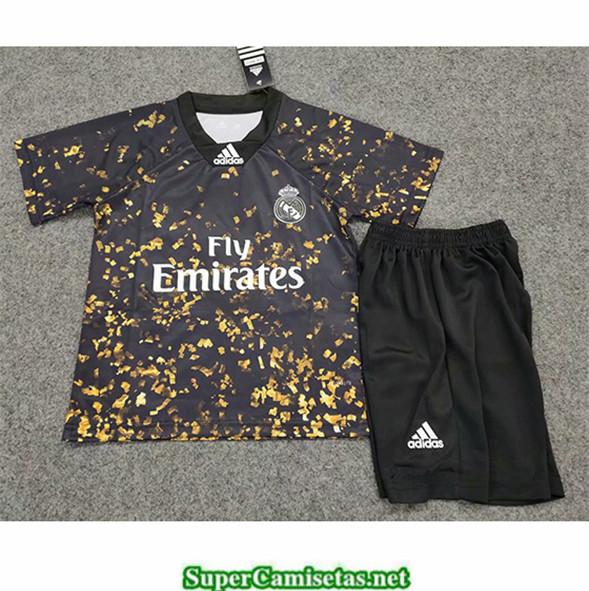 Tailandia Equipacion Camiseta Real Madrid Niños Edición Especial 2019 2020