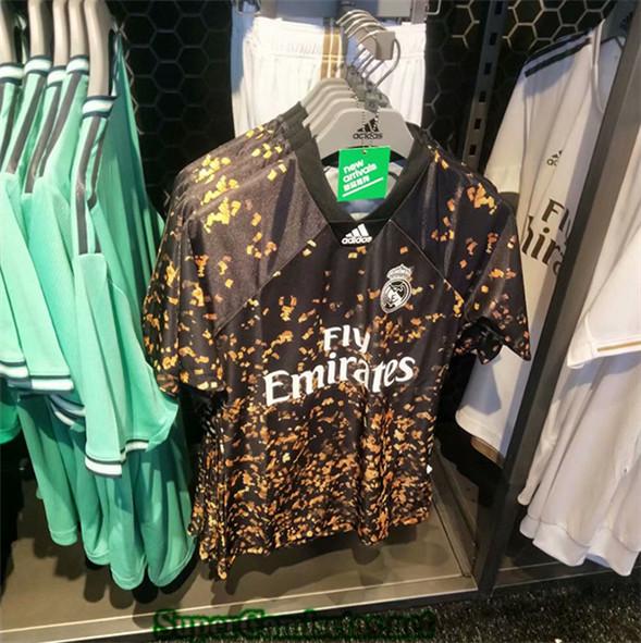 Tailandia Equipacion Camiseta Real Madrid Edición...