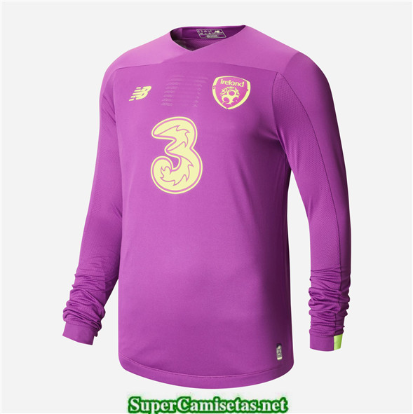 Tailandia Portero Equipacion Camiseta Irlanda Uefa Euro 2020/2021