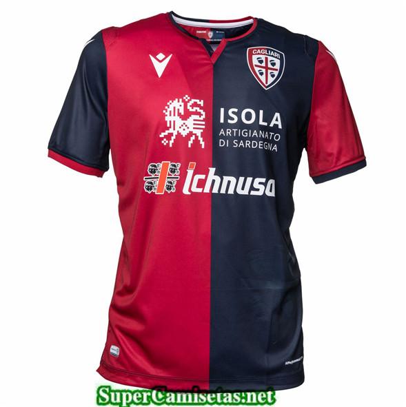 Tailandia Primera Equipacion Camiseta Cagliari Calcio 2019/20