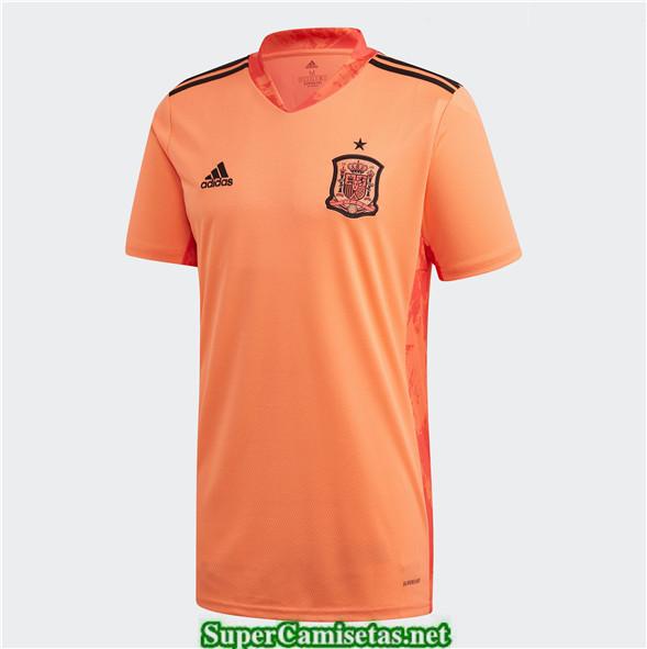 Tailandia Primera Equipacion Camiseta Espana Portero Uefa Euro 2020/2021