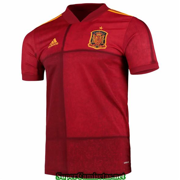 Tailandia Primera Equipacion Camiseta Espana Uefa Euro 2020/2021