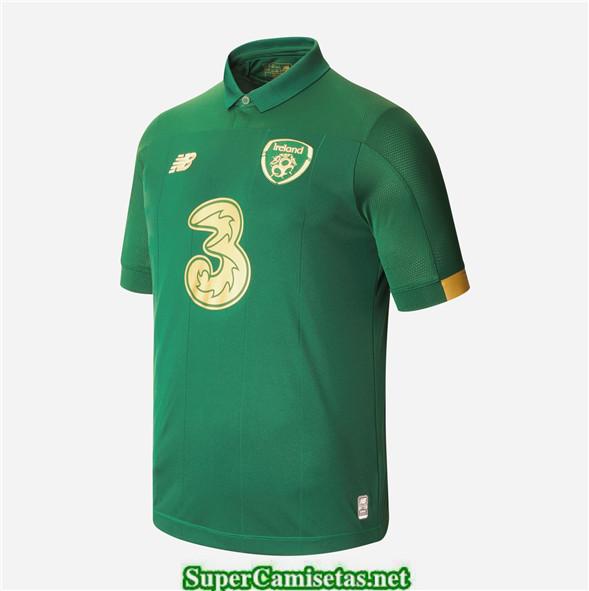 Tailandia Primera Equipacion Camiseta Irlanda Uefa Euro 2020/2021
