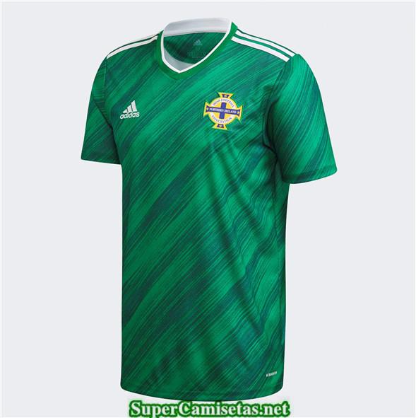 Tailandia Primera Equipacion Camiseta Irlanda Del Norte Uefa Euro 2020/2021