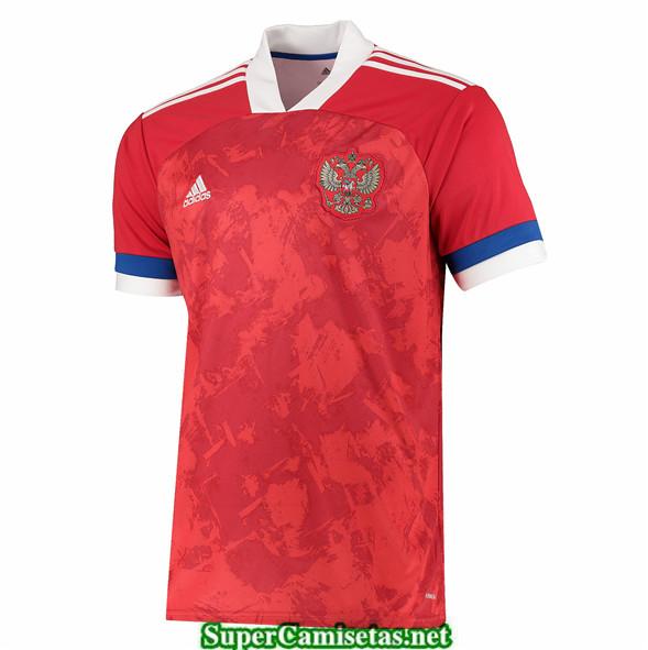 Tailandia Primera Equipacion Camiseta Rusia Uefa Euro 2020/2021