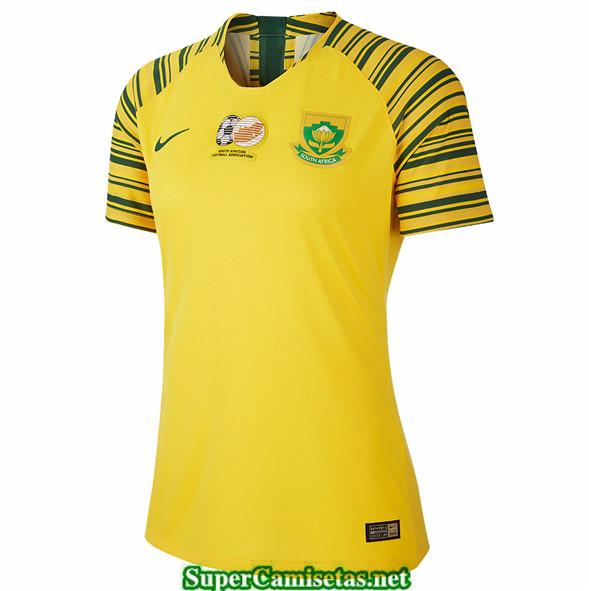 Tailandia Primera Equipacion Camiseta Sudafrica Mujer 2019 2020/2021