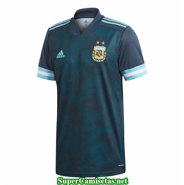Tailandia Segunda Equipacion Camiseta Argentina 2019 21