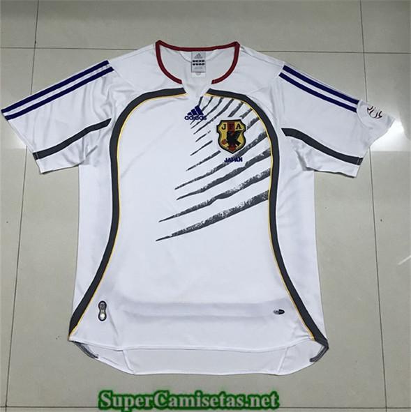 Tailandia Segunda Equipacion Camiseta Clasicas Japan 2006