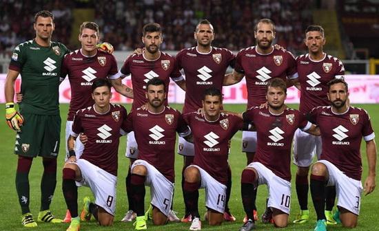 ... camisetas Torino no sólo en el estadio o en el campo de fútbol. Torino cb54fe8d47c82